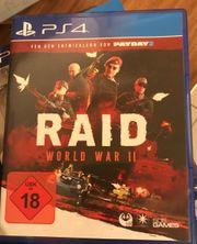 Ps4 Raid world war 2