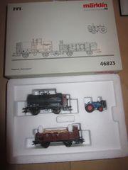 Märklin 46823 Wagenset Holzvergaser