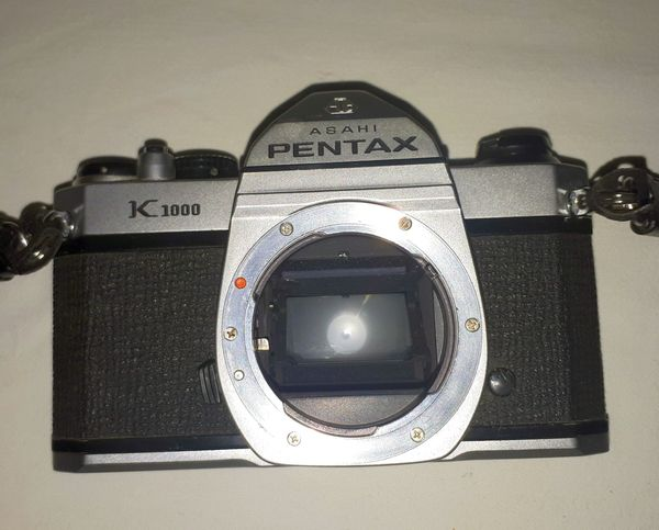 PENTAX K1000 Gehäuse - K Bajonett