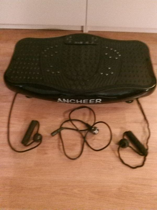 180 Stufen Vibrationstrainer Bluetooth-Lautsprecher Musik