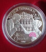 Wiener Opernball Münzen inkl Versand