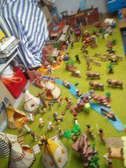 Playmobil Cowboy Indianer Wilder Westen