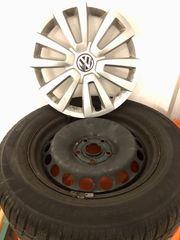 Winterreifen mit Felgen Volkswagen 215