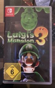 Luigis Mansion 3 Nintendo Switch