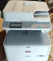 Multifunktions-Color-Laser Drucker OKI MC352 inkl