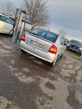 Opel Astra G CC 1: Kleinanzeigen aus Östringen Odenheim - Rubrik Opel Astra