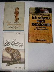 3 Bücher Der Streuner Herrn