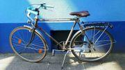 Retro Fahrrad City Bike Vintage