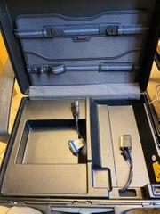 Notebook- Tablet-Koffer Platz für Drucker