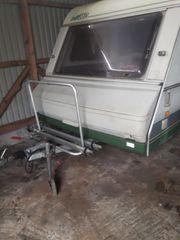 Wohnwagen für 2