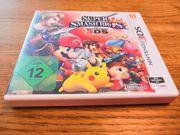 Super Smash Bros Spiel für