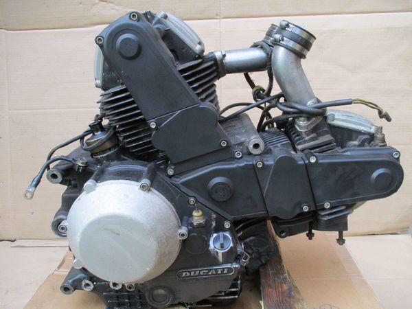 Ducati 900-SS Motor komplett mit