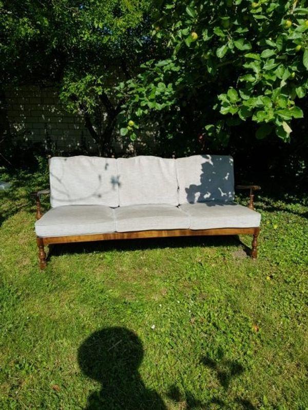 Sofa Sessel vintage Mid Century