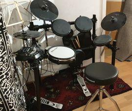 Bild 4 - E-Drumset Millenium MPS-500 Elektronisches Schlagzeug - Erlangen