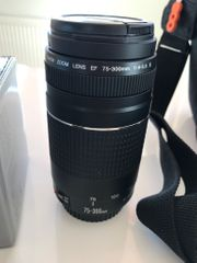 Canon Objektiv EF 75-300mm