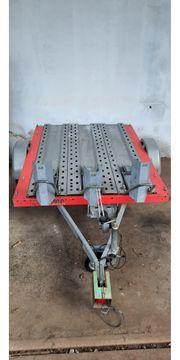 Motorradanhänger MTO751 rot 750 KG