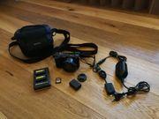 Sony Alpha 6000 Objektiv 16-50