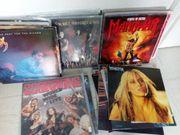 Schallplatten 80er Hard Rock Heavy