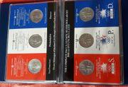 8x Olympic Dollar USA 1983