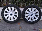 WINTERKOMPLETTRÄDER BMW 1er 2er 205