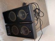 2 Lautsprecher Logitech
