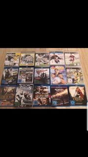 diverse Ps3 Spiele und Filme