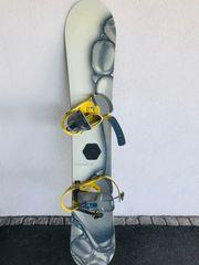 Burton Snowboard inkl Bindung