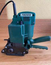 FROMM P300 elektr Umreifungsmaschine