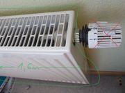 Großer Heizkörper KERMI - ohne Thermostat