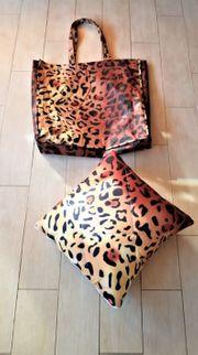 Kissen und Decke flauschig 2