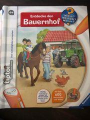 Tiptoi Buch Endecke den Bauernhof