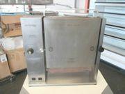 Vertikaltoaster Hamburgertoaster Kontaktgrill Elektro Grillplatten