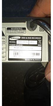 dvd Recorder dvd hr-789