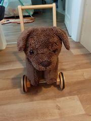 Lernlaufhilfe als Hund