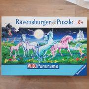 Ravensburger Puzzle Einhörner