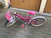 20 Mädchen Fahrrad