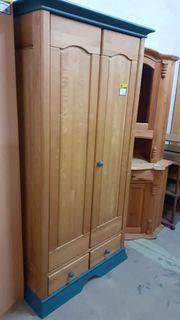 Kleiderschrank Buche 100x193x65 gepflegt - HH11053