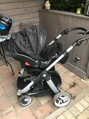 Teutonia Cosmo Kinderwagen
