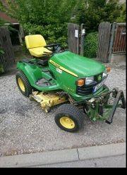 Traktor John Deere x740 Aufsitzmäher
