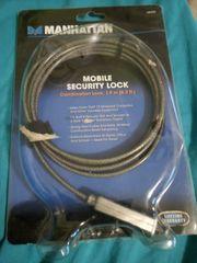 Manhattan Mobile Security Lock 6FT