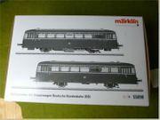 Märklin Schienenbus mit Steuerwagen 1