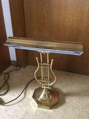 Klavierlampe GEBRAUCHT