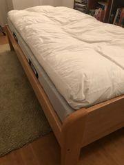 Bett mit 3-fach elektronisch verstellbarem