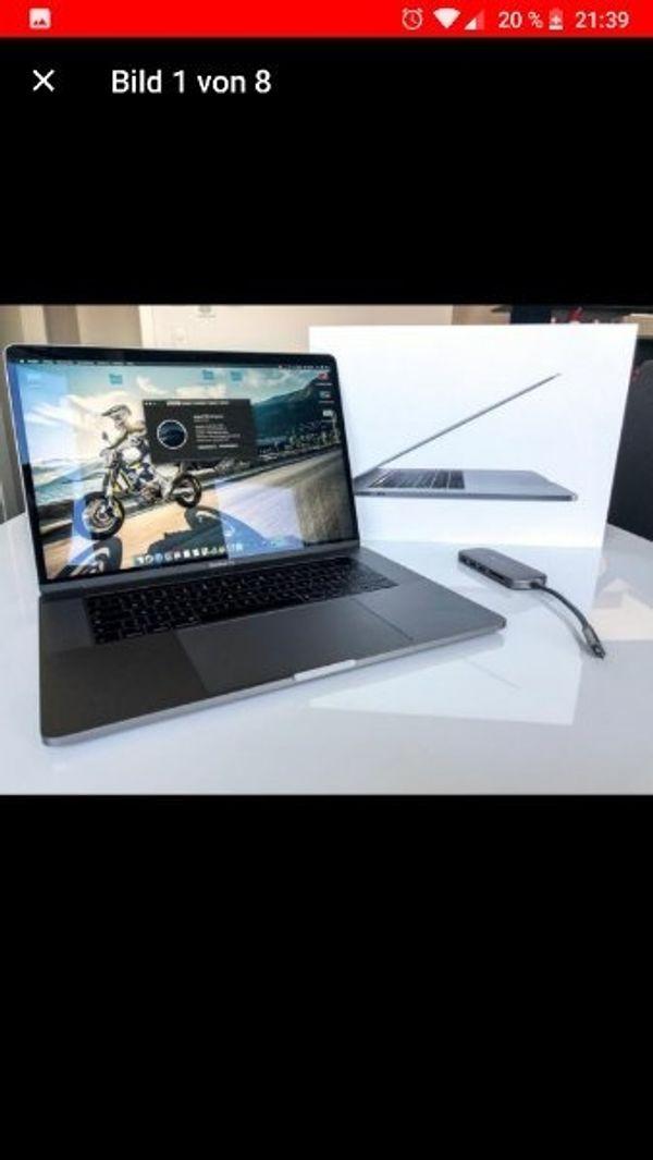 Appel MacBook pro