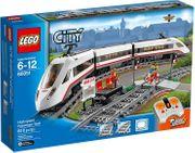 NEU UNGEÖFFNET 60051 LEGO Hochgeschwindigkeitszug