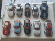 Porsche Matchbox Autos