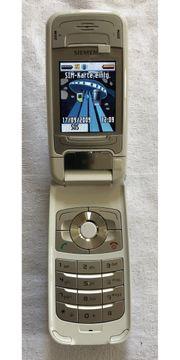 Siemens SF65 Klapp-Handy unbenutzt mit