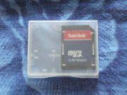 SanDisk MicroSD zu SD Adapter