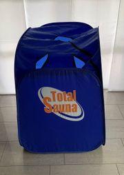 Total Sauna - Aufbau Falt Sauna -