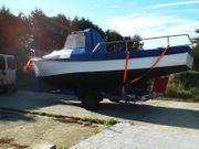 Biete Fischerboot kiriée 1973 motor